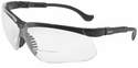 Uvex Genesis Bifocal Safety Glasses with Clear Ultra-Dura Lens