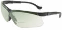 Uvex Genesis Bifocal Safety Glasses with Reflect 50 Ultra-Dura Lens