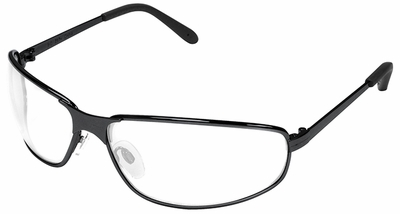 Uvex Tomcat Safety Glasses with Clear Lens