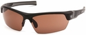 Venture Gear Tensaw Safety Sunglasses with Black Frame and Bronze Anti-Fog Lens