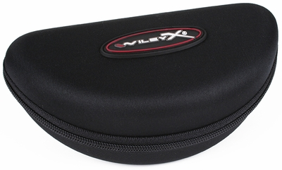 Wiley X Large Black Zipper Case