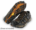 Yaktrax Walker Footwear Traction - Black