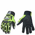 Youngstown Hi-Viz Series Gloves