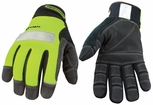 Youngstown Safety Lime Gloves with Kevlar