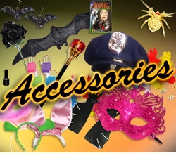 Halloween Accessories & Kits