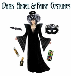 Dark Angel & Dark Fairy Plus Size Costumes