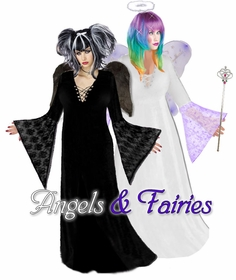 Fairy's, Angel's, Dark Fairy's & Dark Angel's
