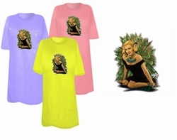 FINAL SALE! Marilyn Monroe Peacock Dress Plus Size & Supersize T-Shirts 3x