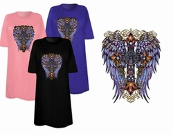FINAL SALE! Western Wings Plus Size & Supersize T-Shirts 2xl