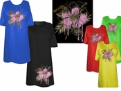 SALE! Hawaiian Hibiscus Plus Size & Supersize T-Shirts 4xl 5xl