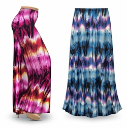 SALE! Customizable City Chic Slinky Print Special Order Plus Size & Supersize Pants, Capri's, Palazzos or Skirts! Lg to 9x