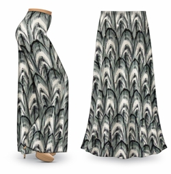 NEW! Customizable Radiance Slinky Print Special Order Plus Size & Supersize Pants, Capri's, Palazzos or Skirts! Lg to 9x