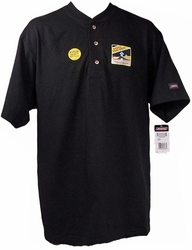 SALE! Just Reduced! Dickies Black Hemley Style Heavy Weight Button Long Sleeve Plus Size Shirt 3XL