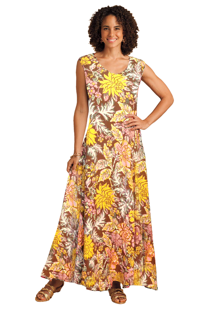 Plus size maxi dresses clearance