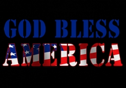 NEW! God Bless America Plus Size & Supersize T-Shirts S M L XL 2x 3x 4x 5x 6x 7x 8x 9x (All Colors)