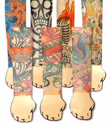 NEW!!!! --Arm Tattoo Sleeves-- American Traditional -- New School -- Tribal