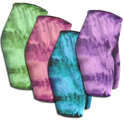 NEW! Tie Dye Plus Size Spandex Swim Shorts! Plus Size & Supersize 0x 1x 2x 3x 4x 5x 6x 7x 8x