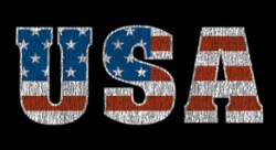 NEW! USA Flag Logo Distressed Look Plus Size & Supersize T-Shirts S M L XL 2x 3x 4x 5x 6x 7x 8x 9x (All Colors)