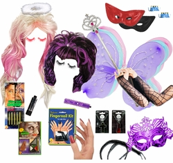Order Separates!  - Halloween Costume Accessory Separates! - Don't want a whole kit? Order  Individual Accessories!