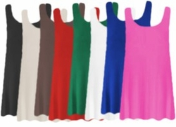 SALE Plus Size Matching Round Neck Sleeveless Tank Top! 0x 1x 2x 3x 4x 5x 6x 7x 8x 9x
