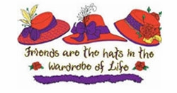 """<font size=""""3"""" color=""""green""""><b><center> Red Hat Society<br></b><font size=""""1"""" color=""""red""""></font>"""