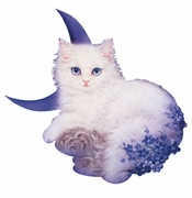 SALE! Blue Moon Kitty Plus Size & Supersize T-Shirts L XL 1 2x 3x 4x 5x 6x 7x 8x (All Colors)