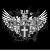 SALE! Faith & Salvation Cross Wings Crest Plus Size & Supersize T-Shirts  S M L XL 2x 3x 4x 5x 6x 7x 8x (All Colors)