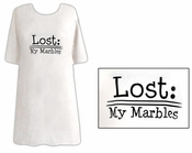 SOLD OUT! Lost My Marbles Plus Size & Supersize T-Shirts 5xl