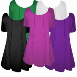 SALE! Many Colors! Plus Size Supersize Princess Cut Shirts! 0x 1x 2x 3x 6x 8x