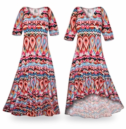 SALE! Miami Heat Slinky Plus Size & Supersize Dress & Skirt 1x 4x