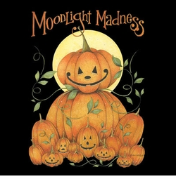 SALE! Moonlight Madness Plus Size & Supersize T-Shirts S M L XL 1x 2c 3x 4x 5x 6x 7x 8x