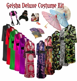 Sale! Plus Size Geisha Costume Plus Size & Supersize 0x 1x 2x 3x 4x 5x 6x 7x 8x 9x