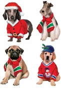 SALE! Santa's Puppies #2 - Plus Size & Supersize Dog T-Shirts S M L XL 2x 3x 4x 5x 6x 7x 8x