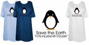 FINAL SALE! Save The Earth Plus Size T-Shirts 3x