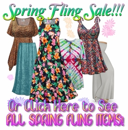 Spring Fling 2017 - ALL SALE ITEMS!