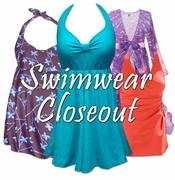 Swimwear & Coverups Closeout