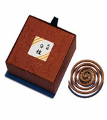 Fuin Sandalwood Coil Incense