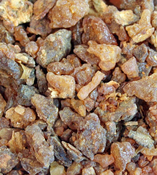 Myrrh Gum Resin ,Pea sized or Powder  - Somalia