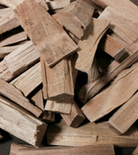 Sandalwood Pieces -  India