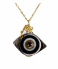 "Agate ""Eye"" Jewelry"