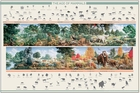 Age of Mammals Poster - Large, Rare