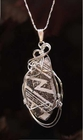 Anasazi Jewelry Pendant - Sterling Silver Fine Jewelry - Sold