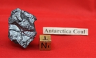 Authentic Antarctic Coal -  Sold!