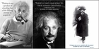Einstein Trio Poster Collection