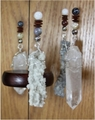 """""""Force of Nature"""" Lightning Sand Wind Chime"""