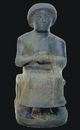Gudea Statue Reproduction
