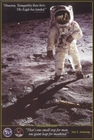 """Houston, Tranquility Base "" Science Poster"