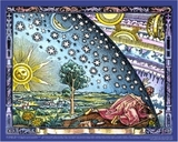 Infinity Flammarion Universe Poster 16 X 20