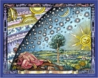 Infinity Flammarion Universe Poster X Large Giclee Print