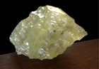Libyan Desert Glass For Sale XL